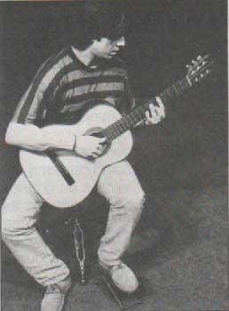 Postura - violão
